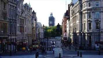 Timelapse London City in UK video