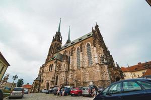 iglesia catedral de san pedro y pablo foto