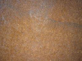 Fondo de textura de metal de acero oxidado foto