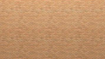 Brick texture background with color variation photo