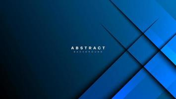 abstract blue background with diagonal stripes vector