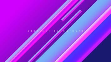 abstract overlapping square and stripes vector