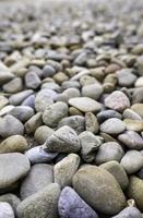 suelo de piedra zen foto
