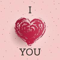 Happy Valentine's Day background vector