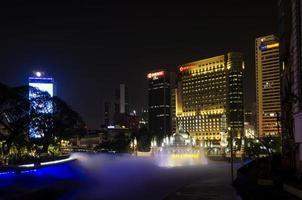 Lumpur, Malaysia, 2021 - Jamek Mosque landmark photo