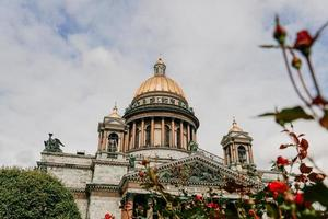 St. Petersburg, Russia, 2021 - St. Isaac Cathedral photo
