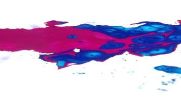 Color Abstraction of Paint video