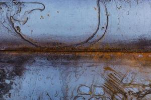 Abstract steel texture.rusty metal texture background. photo