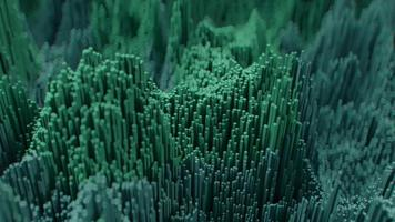 4K Abstract Topographic Noise Patterns video