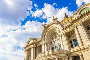 Palace of Fine Arts in Mexico City, Mexico photo