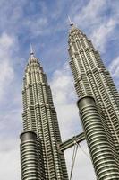 Petronas Twin Towers in Kuala Lumpur, Malaysia photo