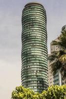 Skyscraper in Kuala Lumpur, Malaysia. photo