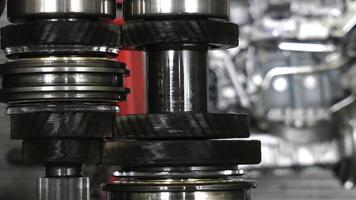 Car Transmission Gears Work video