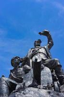 Monument to the Red Army in Prague, Czech Republic photo