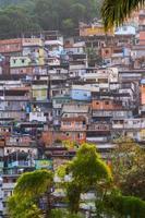 Rio de Janeiro, Brazil, 2015 - Favela da Rocinha photo
