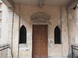 madonna delle grazie capilla de nuestra señora de las gracias en settimo torine foto