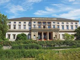 Stadtbuecherei o biblioteca de la ciudad, Stuttgart, Alemania foto
