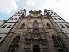 Iglesia del nombre de Jesús, antigua iglesia parroquial católica en Bonn, Alemania foto