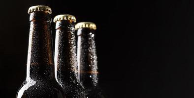 delicious american beer composition photo