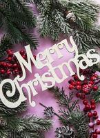 Wishes of Merry Christmas photo