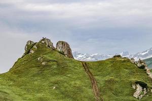 Batcondi Kumrat Valley Beautiful Landscape Mountains View photo