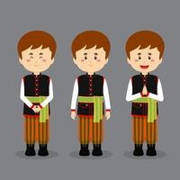Poland Character with Various Expression vector