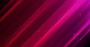 Abstract striped background in red shades vector