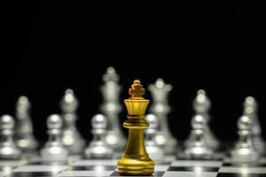 chess board game photo