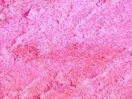 textura de piedra rosa foto