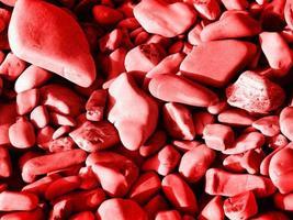 textura piedra roja foto