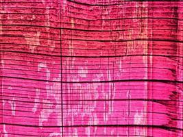 textura de madera rosa foto