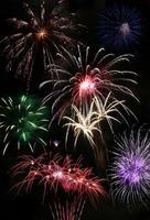 Firework Finale July photo