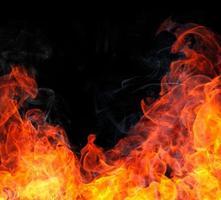 danger Fire background photo