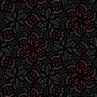 Luxury ethnic pattern design for flooring and textile printing. Art deco concept design for ceramic tiles, bedsheet, cards, cover, fabric printing photo