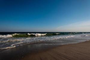 Listening to Ocean Waves photo