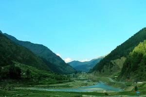 Beautiful Landscape Mountains View photo