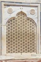 Taj Mahal Agra India Mogul marble mausoleum detailed architecture texture photo