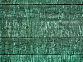 Teal wood texture photo