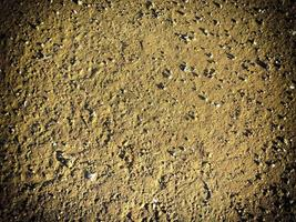 textura de arena al aire libre foto