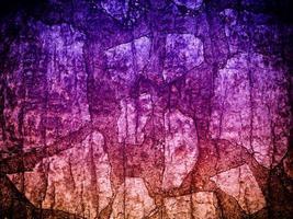 textura de piedra azul en el jardín foto