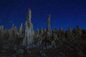 Art Landscape Image of the Tufas of Mono Lake photo