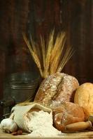 Baking Fresh Baked Bread photo