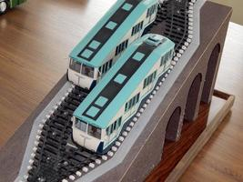 Models of trolleybuses, models of city electric transport photo