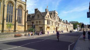 Oxford City in United Kingdoms video