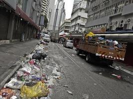 Many Garbage Hari Raya Aidilfitri ramzan ramadan, Kuala Lumpur, Malaysia photo