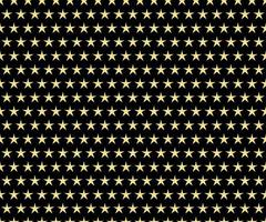 Abstract gold stars modern pattern. Texture of gold foil. Celebration, Falling golden abstract decoration for party, birthday celebrate, anniversary or event, festival decor. illustration - Vector