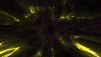 yellow shockwave effect video
