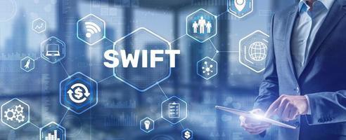 SWIFT Society for Worldwide Interbank Financial Telecommunications photo