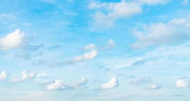 Sky blue background. Sky cloud clear photo
