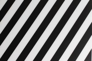 Fondo de rayas blancas y negras de cebra, telón de fondo de ornamento de rayas foto